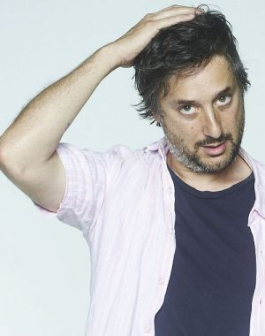 "Harmony Korine am Set von ""Spring Breakers"""