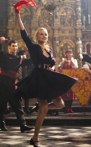 """Diane Kruger probiert ihr komödiantisches Talent (""""Der Nächste, bitte!"""")"""