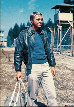 Steve McQueen, Gesprengte Ketten (Szene 63929) 1963