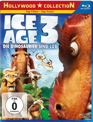 Ice Age 3 - Die Dinosaurier sind los - Hollywood Collection