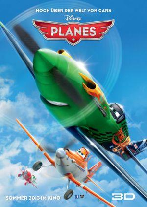 Planes 3D (Kino) Teaser 2013