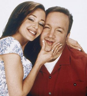 Leah Remini, Kevin James The King of Queens (Szene) 1998