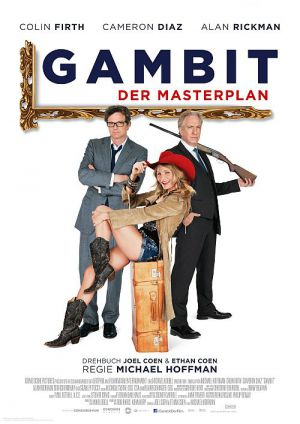 Gambit - Der Masterplan (Kino) 2012