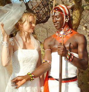 Die weiße Massai (2005)