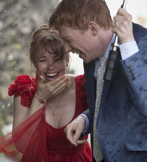 """Rachel McAdams und Domhnall Gleeson in """"Alles eine Frage der Zeit"""""""