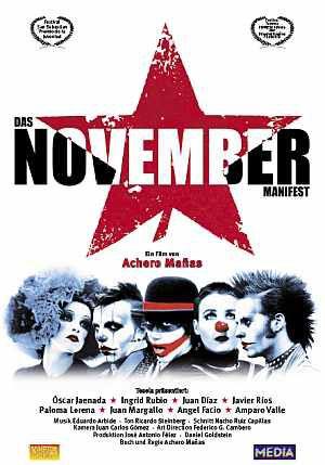 Das Novembermanifest