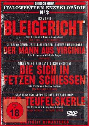 Italowestern-Enzyklopädie No. 2 (DVD-Box) 2012