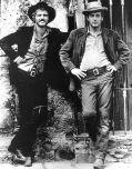 """Robert Redford und Paul Newman sind """"Zwei Banditen"""" alias """"Butch Cassidy und Sundance Kid"""""""