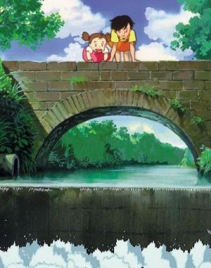 Mein Nachbar Totoro (Szene) 1998