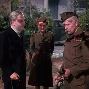 Leben und Sterben des Colonel Blimp (Szene) 1943