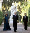 """Sabrina Ferilli, Toni Servillo und Giorgio Pasotti in """"La grande bellezza - Die große Schönheit"""""""