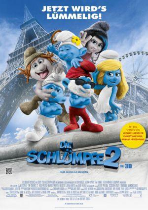 Die Schlümpfe 2 3D (Kino) 2013