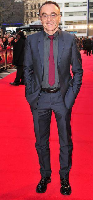 """Danny Boyle, Regisseur von """"Trance - Gefährliche Erinnerung"""" auf der Londoner Premiere"""