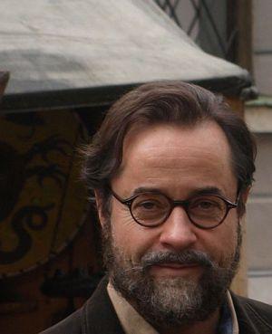 """Jan Josef Liefers am Set """"Mara und der Feuerbringer"""""""