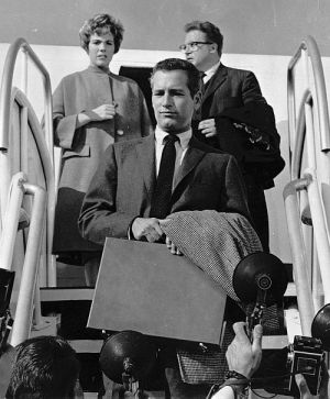 Der zerrissene Vorhang (Szene) 1966