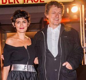 """Audrey Tautou und Regisseur Michel Gondry auf der Premiere von """"Der Schaum der Tage"""""""