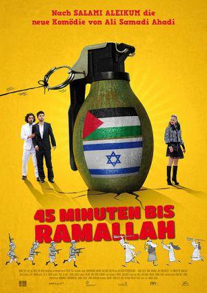 45 Minuten bis Ramallah (Kino) 2013