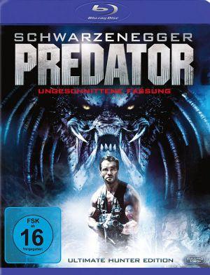 Predator - Ultimate Hunter Edition (BD) 1987