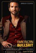 """Teaser-Poster """"American Bullshit"""" (Neuer Titel: American Hustle)"""