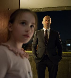 Macey Chipping, Jason Statham, Redemption - Stunde der Vergeltung (Szene) 2013