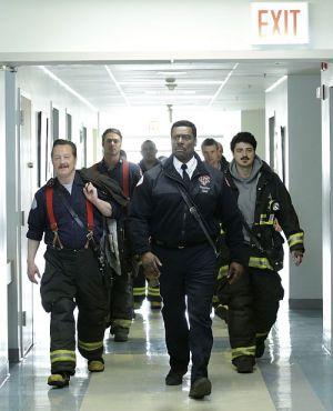 Chicago Fire (Staffel 1)