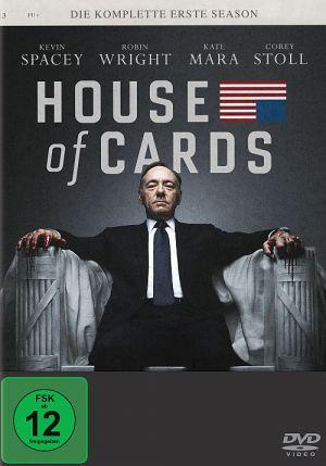 House of Cards - Die komplette erste Season