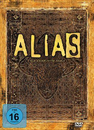 Alias Komplettbox Staffel 1 - 5 (Schuberversion) (DVD) 2001