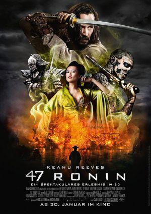 47 Ronin 3D (Kino) 2013