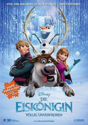 Die Eiskönigin - Völlig unverfroren 3D (Kino) 2013