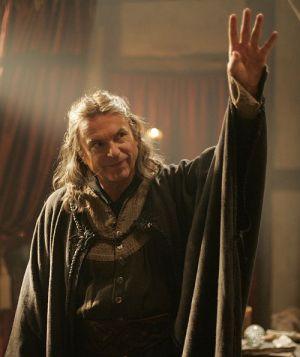 Sam Neill, Merlin 2 - Der letzte Zauberer (Szene) 2006