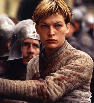 Milla Jovovich, Johanna von Orleans (Szene) 1999