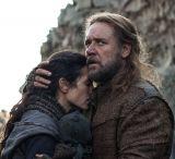 """Es wird nass für Russell Crowe alias """"Noah"""""""