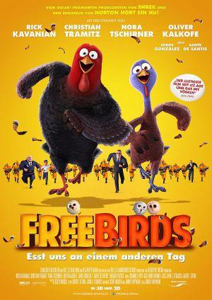 Free Birds - Esst uns an einem anderen Tag! (Kino) 2013