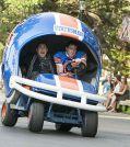 """Rasant unterwegs: Jonah Hill und Channing Tatum in """"22 Jump Street"""""""