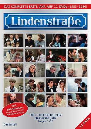 Lindenstraße - Staffel 1 (Sammlerbox) (DVD) 1985