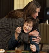 "Julia Roberts und Meryl Streep in Im ""August in Osage County"""