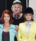 """Regisseur Detlev Buck am Set von """"Bibi & Tina - Der Film"""""""