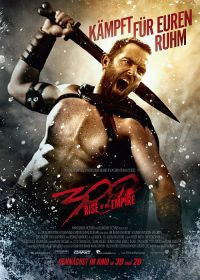 300: Rise of an Empire 3D (Kino) 2014