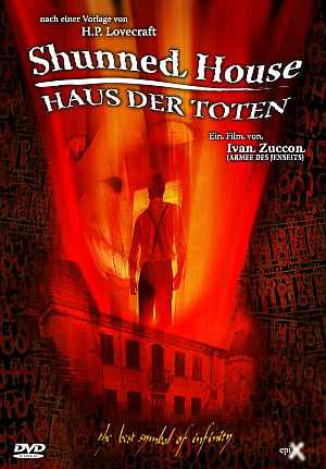 Shunned House - Haus der Toten (DVD)