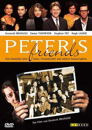Peter's Friends - Freunde sind die besten Feinde (DVD)