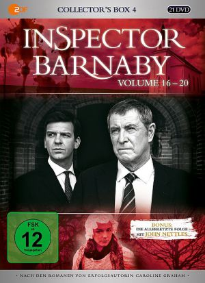 Inspector Barnaby Imdb