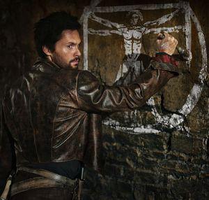 Da Vinci's Demons, 1. Staffel (Szene) 2013
