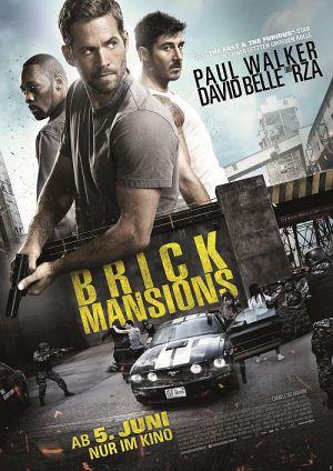Brick Mansions (Kino) 2014