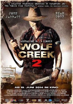Wolf Creek 2 (Kino) 2013