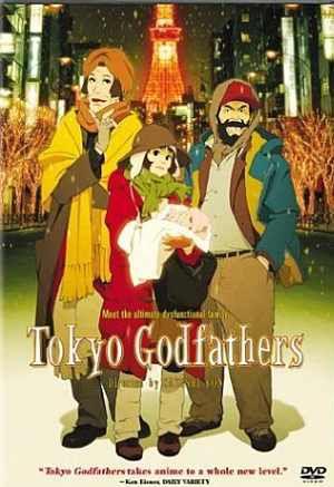 Tokyo Godfathers (DVD) engl