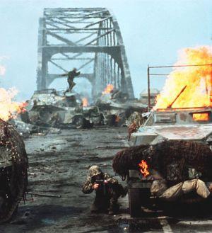 Die Brücke von Arnheim (Szene) 1977