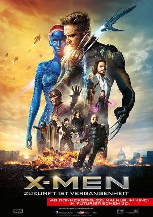 X-Men: Zukunft ist Vergangenheit 3D (Kino) 2014