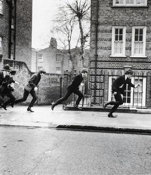 A Hard Day's Night (Die Beatles - Yeah! Yeah! Yeah!)