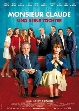 Monsieur Claude und seine Töchter (Kino) 2014