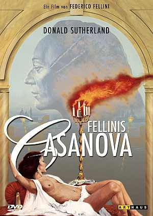 Fellinis Casanova (DVD) 1976